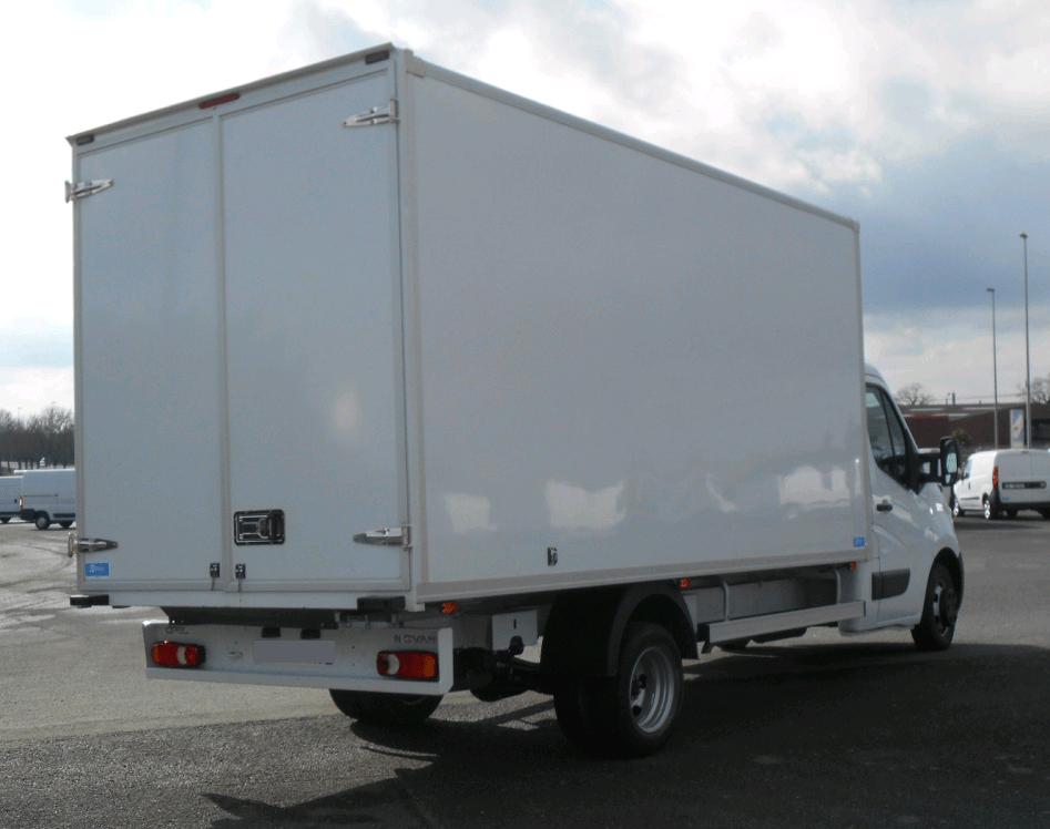 Opel Movano RJ3500 L4 2.3 CDTI 125 22 m3 -2