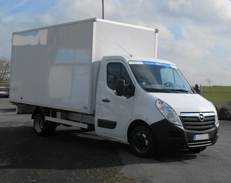 Opel Movano RJ3500 L4 2.3 CDTI 125 22 m3Opel Movano RJ3500 L4 2.3 CDTI 125 22 m3