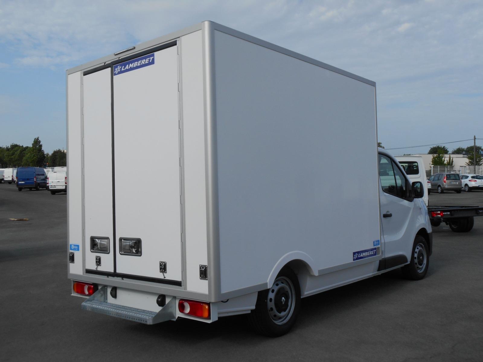 RENAULT Trafic Frigo plancher cab (8)