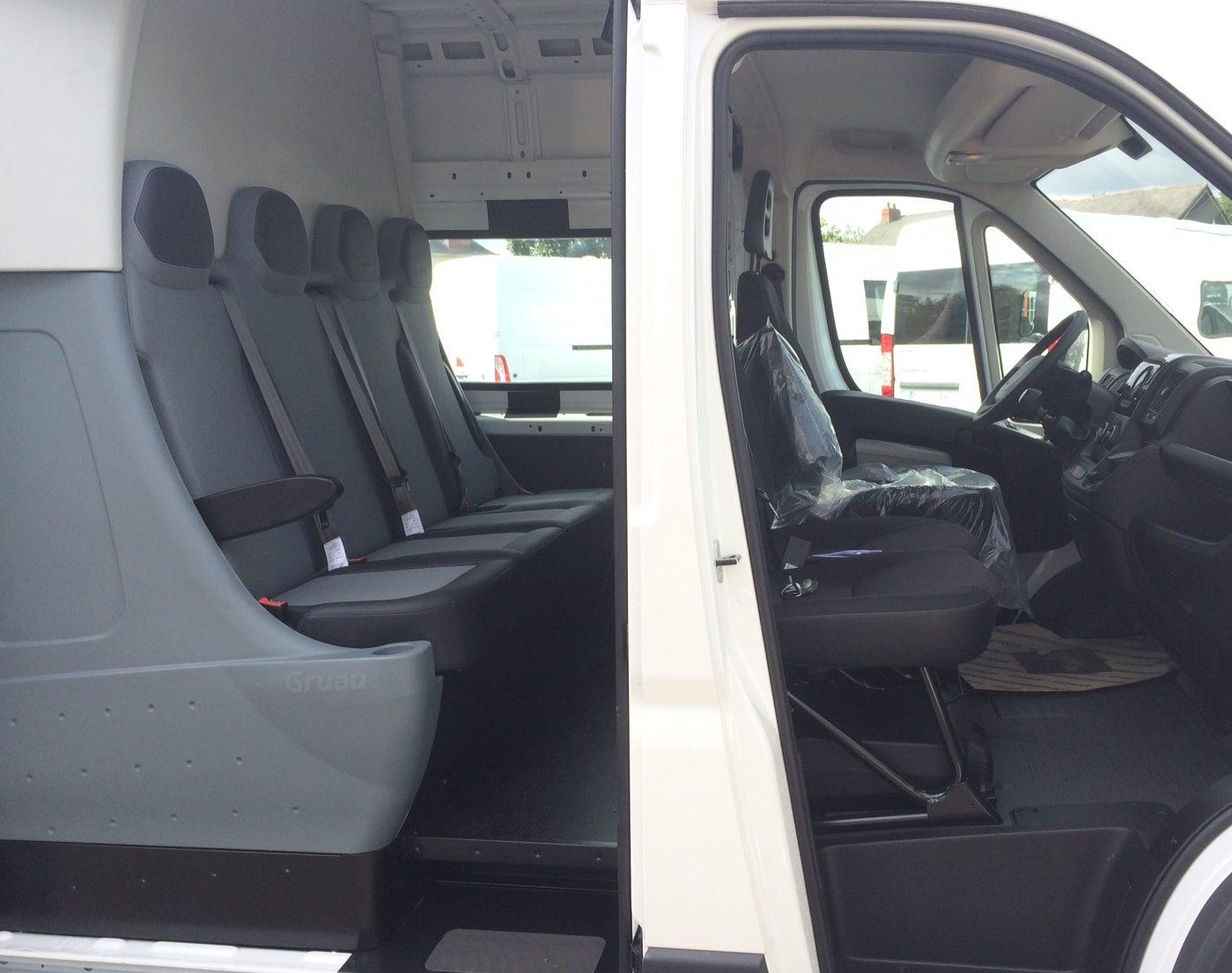 PEUGEOT BOXER 435 L4H2 2.2 HDI 150 PACK CLIM CAB APPRO 3