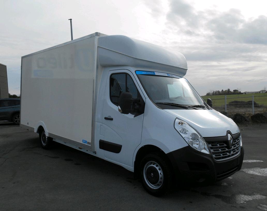 Renault Master Plancher cabine 4