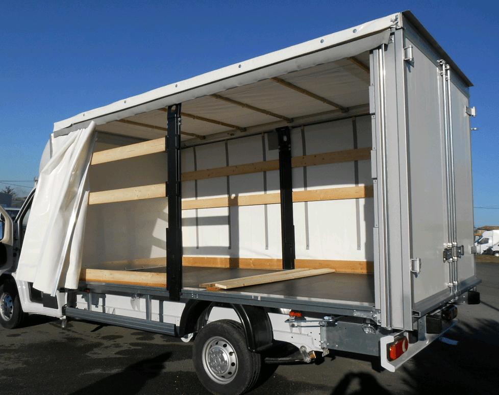 FIAT DUCATO PLSC BACHE TAUTLINER 3.5 L 2.3 MULTIJET 16V 150 PACK PRO NAV