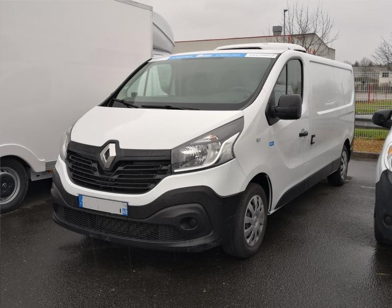 Location d'un fourgon compact frigorifique - Renault Trafic L2H1 FRCX