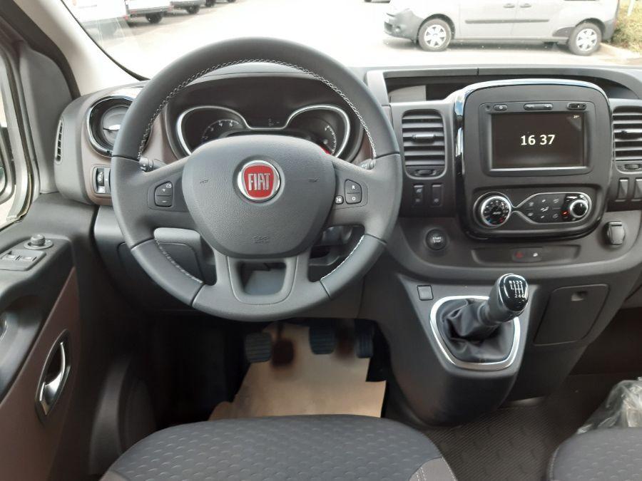 Location d'un fourgon double cabine - Fiat Talento CAB APP - Vue3