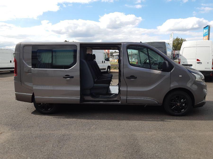 Location d'un fourgon double cabine - Fiat Talento CAB APP - Vue4