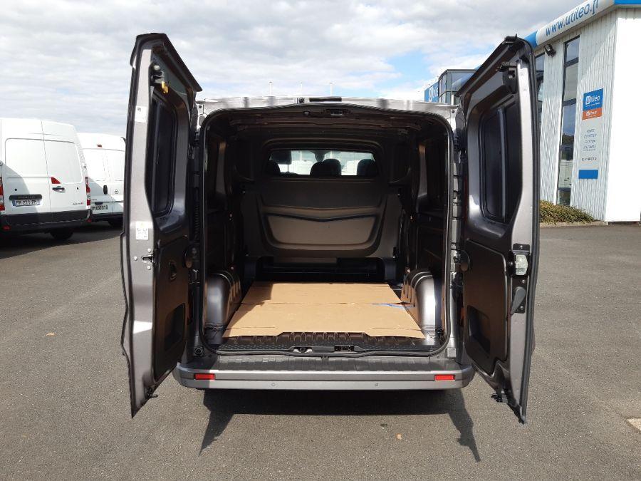 Location d'un fourgon double cabine - Fiat Talento CAB APP - Vue5