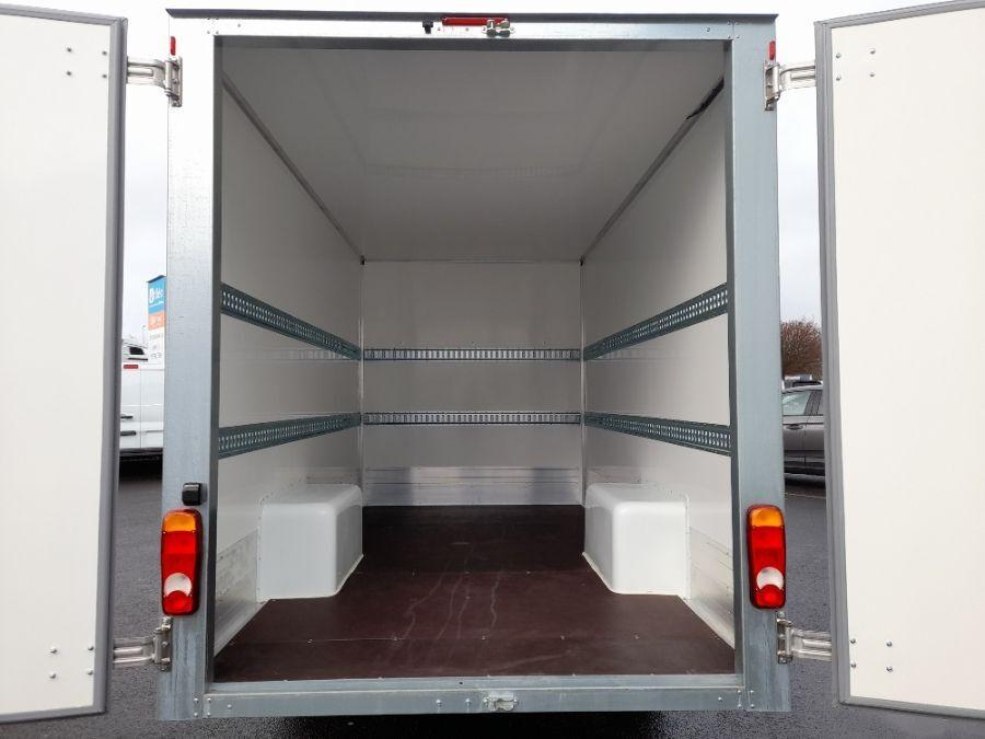 Location d'un utilitaire fourgon à caisse grand volume - Fiat Ducato 20m3 - Vue5