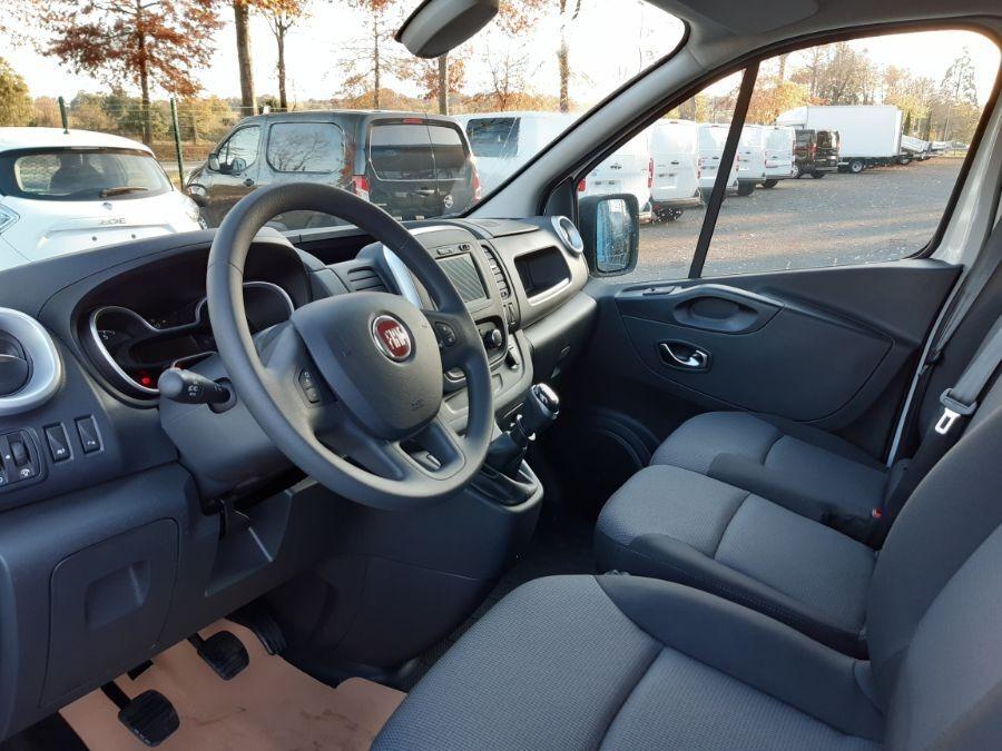 Location d'un utilitaire fourgon compact - Fiat Talento L1H1 5m3 - Vue6