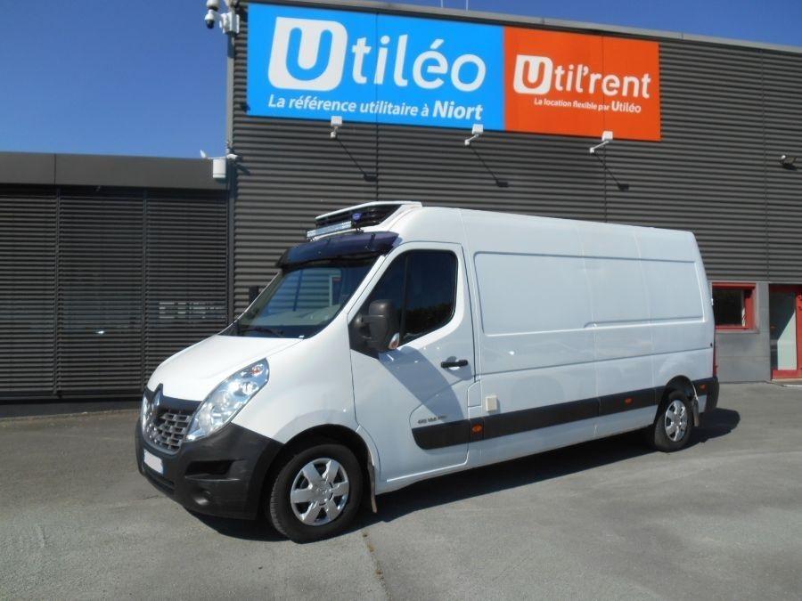 Location d'un utilitaire frigorifique - Renault Master - Vue1