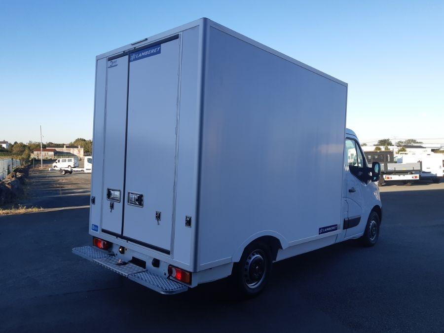 Location d'un utilitaire frigorifique plancher cabine - Opel Movano - Vue3