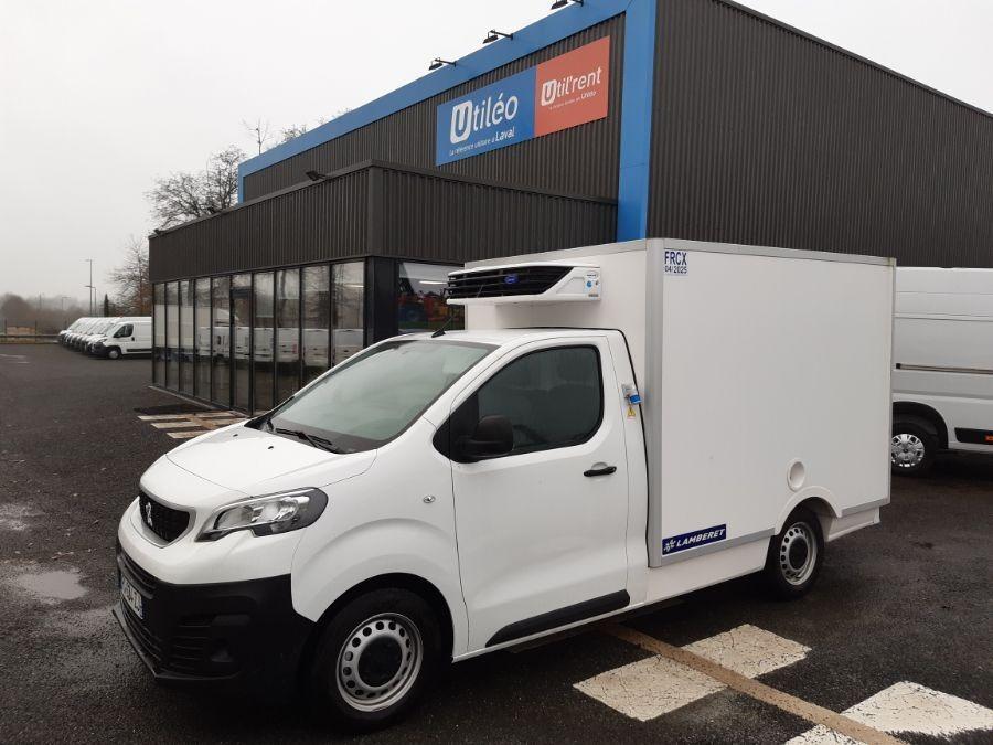 Location d'un utilitaire frigorifique plancher cabine - Peugeot Expert - Vue1