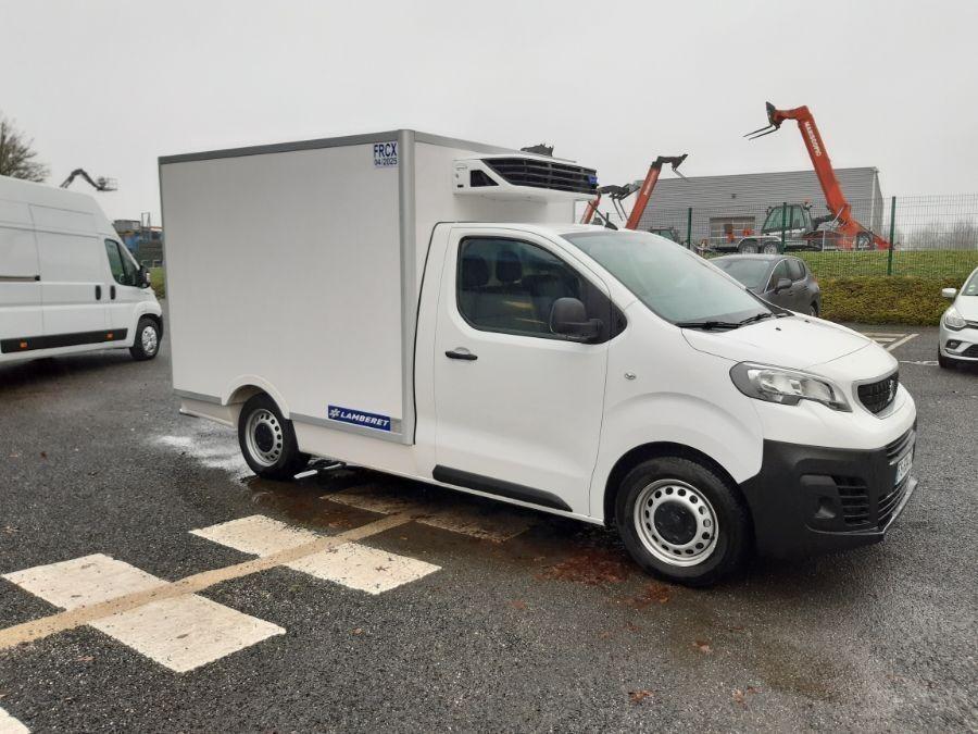 Location d'un utilitaire frigorifique plancher cabine - Peugeot Expert - Vue2