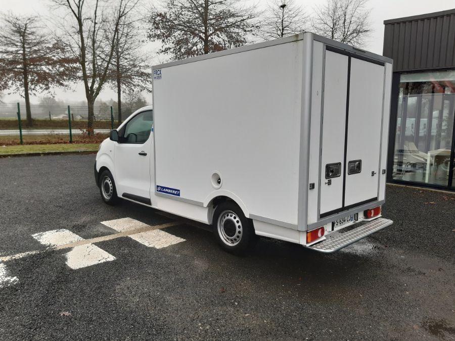 Location d'un utilitaire frigorifique plancher cabine - Peugeot Expert - Vue4
