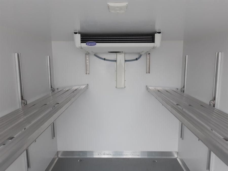 Location d'un utilitaire frigorifique plancher cabine - Peugeot Expert - Vue6