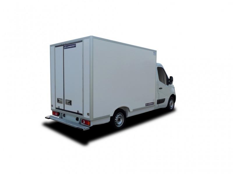 Location d'un utilitaire frigorifique plancher cabine - Renault Master - Vue4