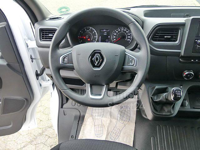 Location d'un utilitaire nacelle - Renault Master Nacelle -Vue5