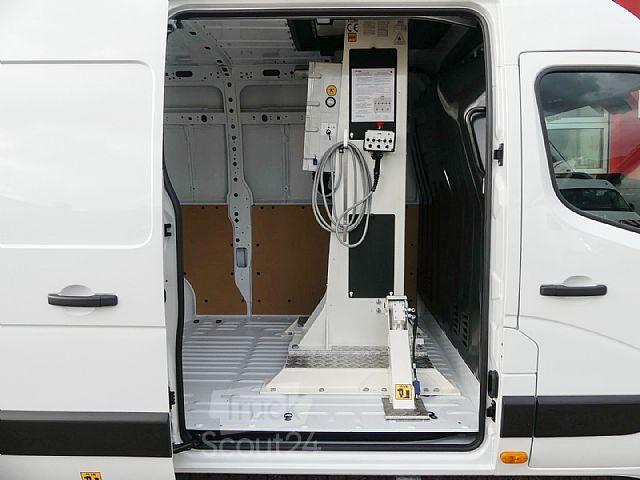 Location d'un utilitaire nacelle - Renault Master Nacelle -Vue6