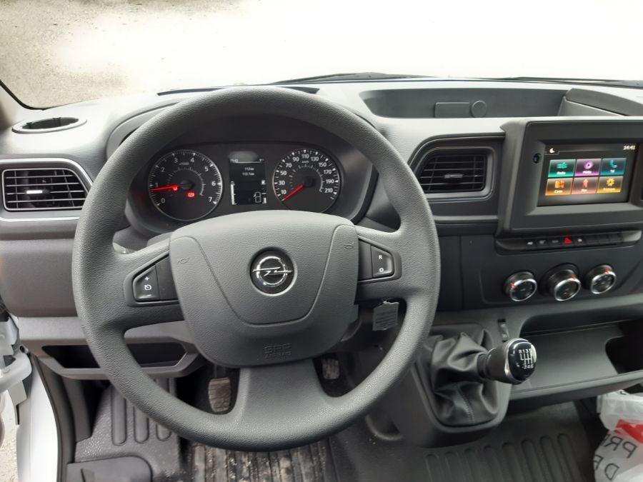 Location d'un utilitaire plateau - Opel Movano plateau - Vue6