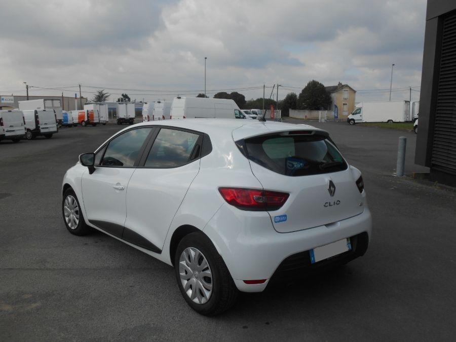 Location d'un véhicule de société - Renault Clio V 2 places -Vue2