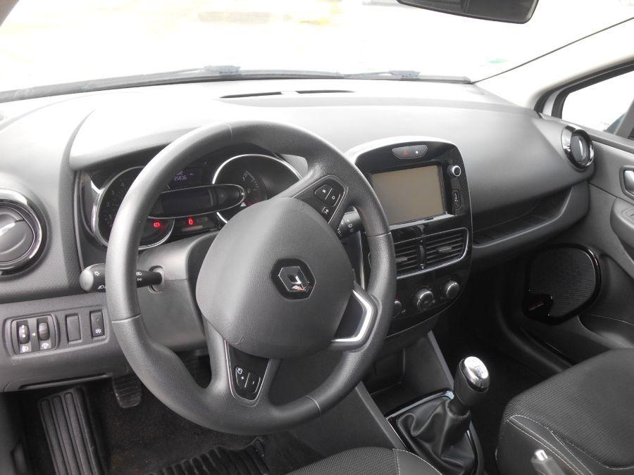 Location d'un véhicule de société - Renault Clio V 2 places -Vue5