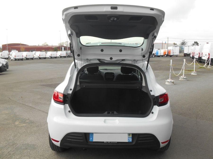 Location d'un véhicule de société - Renault Clio V 2 places -Vue6