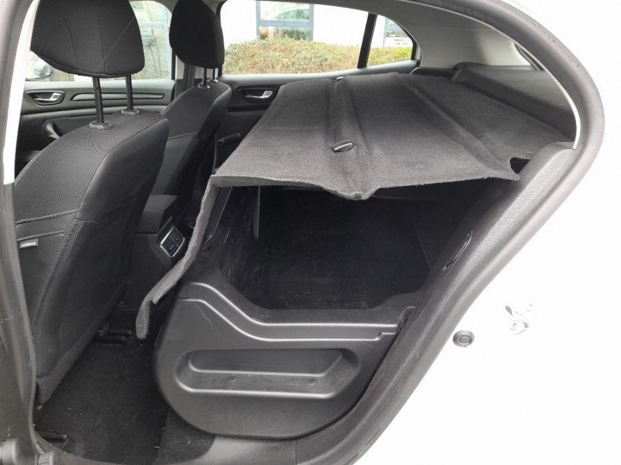 Location d'un véhicule de société - Renault Mégane 2 places - Vue5