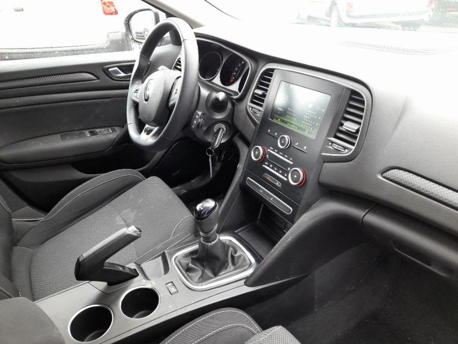 Location d'un véhicule de société - Renault Mégane 2 places - Vue6