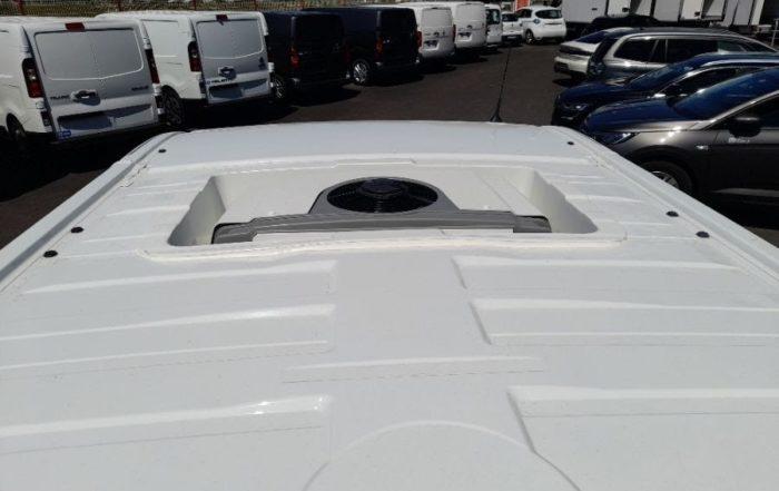 Location d'un fourgon compact frigorifique pour un poissonnier à Bordeaux en Gironde (33) - Fiat Talento CH1 FRCX - Vue3